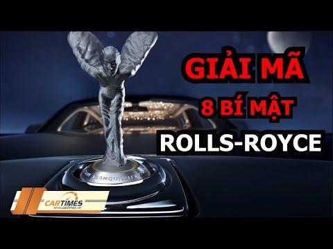 8 sự thật về quá trình sản xuất xe Rolls-Royce có thể bạn chưa biết