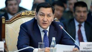 Абдил Сегизбаев обманул всех с документами из Белиза? / Итоги / 23.09.18 / НТС