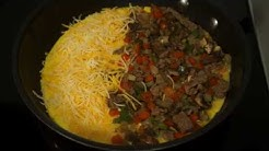 Steak Omelet Easy Step By Step Chef