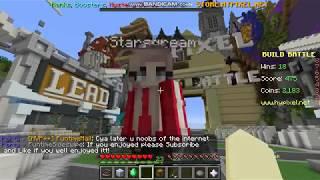 Minecraft Build battle (2)