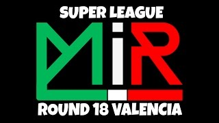 MotoGP Italian Riders | VR The Game | Super League | Round 18 | Valencia