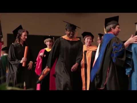 University of Texas Medical Branch School of Nursing Graduation 2013