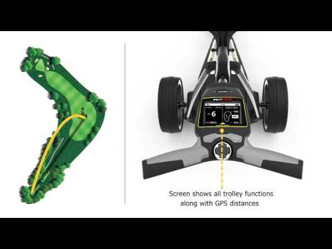 PowaKaddy FW7s GPS Short Video - YouTube