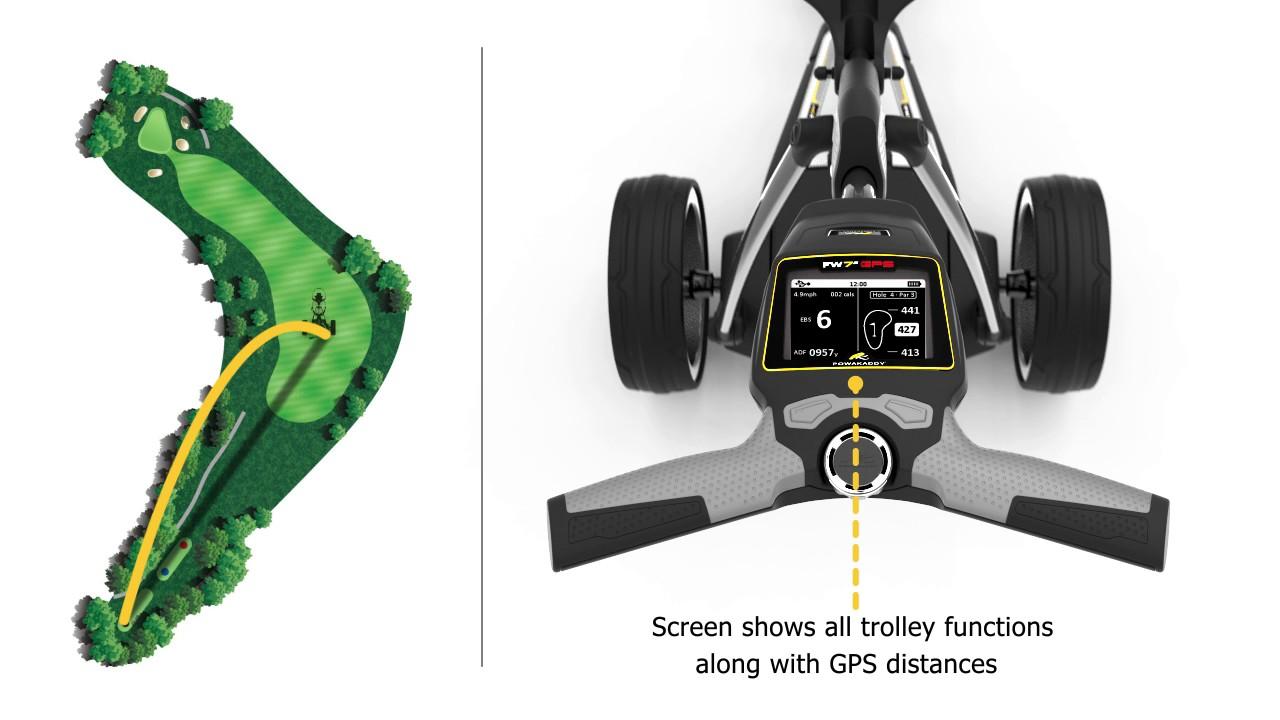 PowaKaddy FW7s GPS Short Video