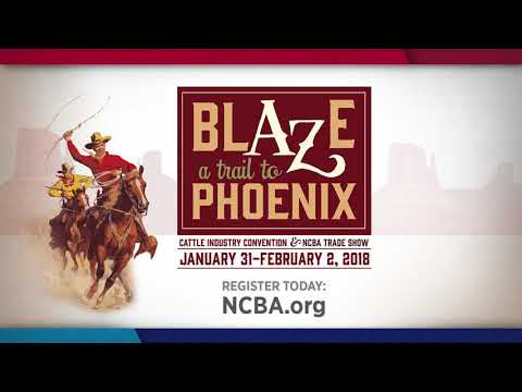 Cattlemen to Cattlemen - Sights and Sounds from Phoenix