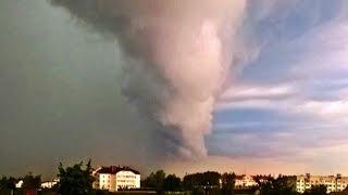 Торнадо в Беларуси 2016