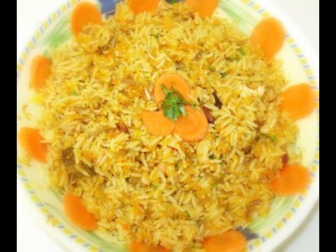 Basmati Rice Pilaf With Carrots