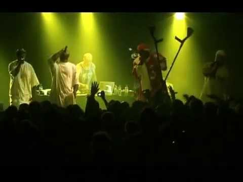Ghostface Killah Live In Paris 2007