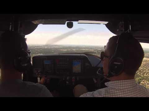 Fun Flying the Cessna Skycatcher 162: GoPro Multi Cam - ATC