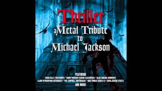 thriller smooth criminal re recorded a metal tribute to michael jackson