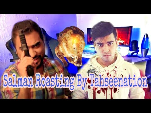Tahseenation Best Roasting 2018 | Salman muqtadir | Dont  Miss this Video