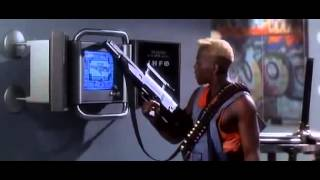 Demolition Man : Where Are All The Phaser Guns?