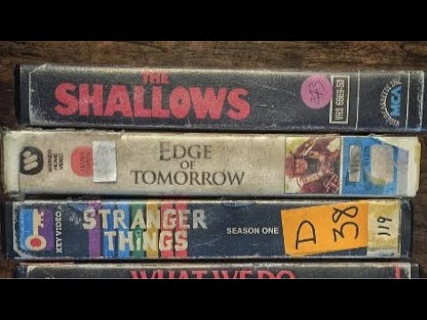 My VHS Collection (Part 25)