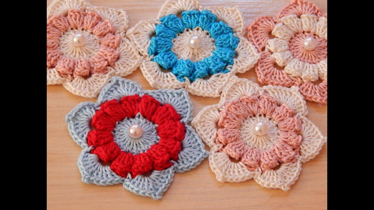Crochet Spot » Blog Archive » Crochet Flower Pattern: Rose ...