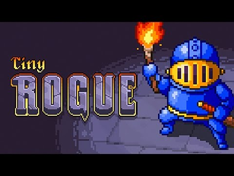 Tiny Rogue (by Ravenous Games Inc.)  - Universal - HD Gameplay Trailer