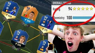 I GOT A 194 FUT DRAFT!!! *WORLD RECORD* - FIFA 17 thumbnail