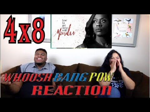 "How To Get Away with Murder 4x8 ""Live  Live  Live"" Reaction and Recap"