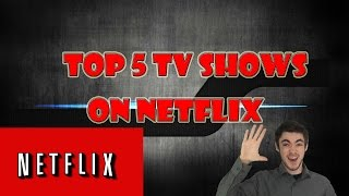 What Tv Shows To Watch Next? Ep #1 |  Top 5 Tv Shows On Netflix!