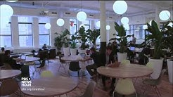 Selling office space and happy hour to a rising economy of freelancers
