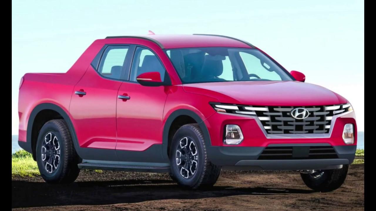 Santa CruzRead  le nouveau pickup-truck Hyundai