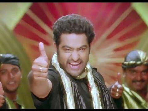 Brindavanam - Chinnadho Vaipu Song - Very happy that 3 superstars danced for my song!
