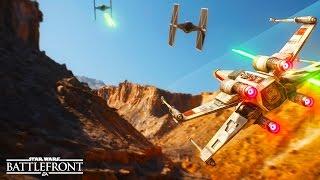 Starwars Battlefront Multiplayer - Star Wars Battlefront Missions! (Star Wars: Battlefront Gameplay)