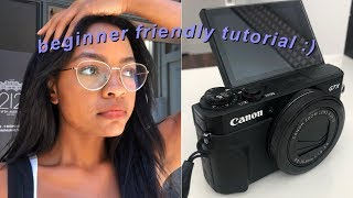 how I film + edit my YouTube videos