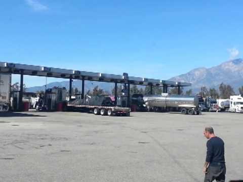 Ta truck stop ontario california