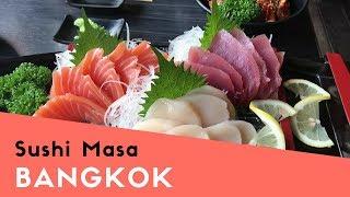 Лучшие суши в Бангкоке || Японская кухня в Таиланде