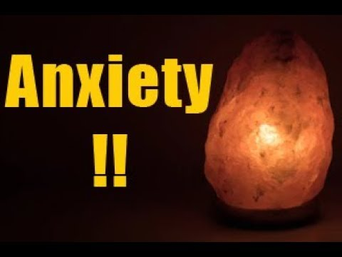 the Himalayan salt lamp Help People who have Stress.. Here's How