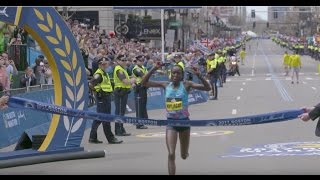 2017 Boston Marathon: Race Recap