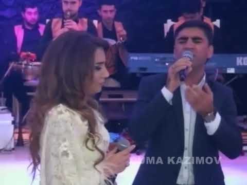 Kürdəmir Toyu Nazim Talıbov ve Vasif Kürdəmirli