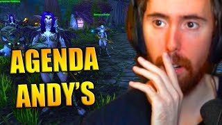 Asmongold Talks About Agendas In Video Games and in World of Warcraft