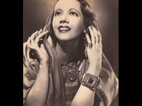 LILY PONS SINGS  - THE BLUE DANUBE WALTZ   05 11 1950 with MEROLA