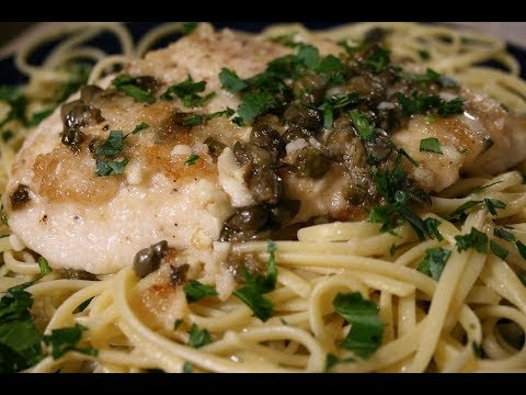 Food Cravings How To Make Chicken Piccata Chicken Piccata Recipe
