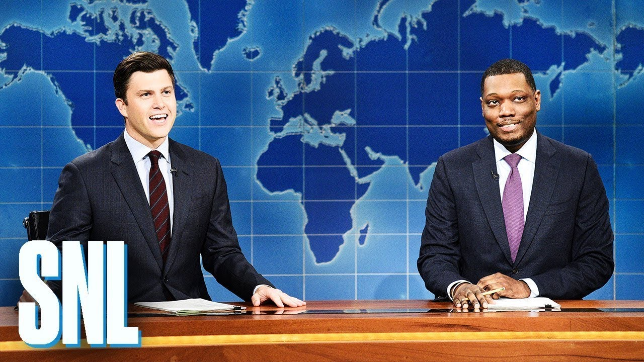 Colin Jost poops himself occasionally: Here's what he shared on ...