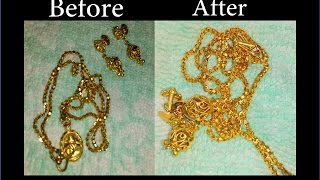 how to clean gold jewellery at home | simple life hacks | TimesNow BreakingNews