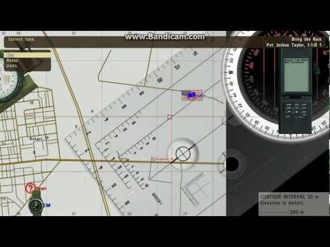 ARMA2: How to Aim Artillery Manually