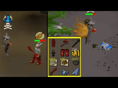 Repeat 1750 total worlds PKing Bank (#12) by nishftw