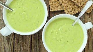 How to Make Creamy Cucumber & Avocado Soup