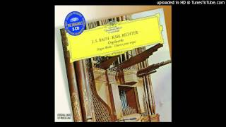 Karl Richter - Organ Works / Trio Sonata No.5 In C Major - II. Largo - BWV 529