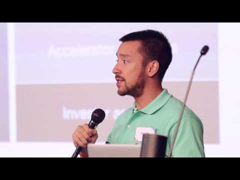 Brinc.io: Development of IoT in Hong Long @ 6th DBSxCAL Talk