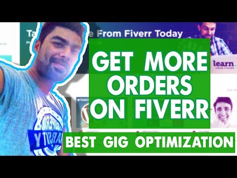 Fiverr Tricks - How to get more order (Bangla Tutorial) 2017