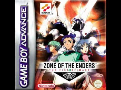 Zone of the Enders: Fist of Mars Music - ZOE 2173