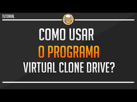 Tutorial: Como Utilizar O Virtual Clone Drive