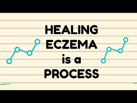 HEALING ECZEMA is a CONTINUOUS PROCESS