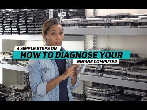 4 Easy Steps to Diagnose your Engine Computer (PCM/ECM/ECU Control Module)