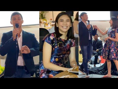 MATTEO, Kinantahan Si SARAH Ng 'KAILANGAN KITA' With A Little HELP From OGIE Alcasid!