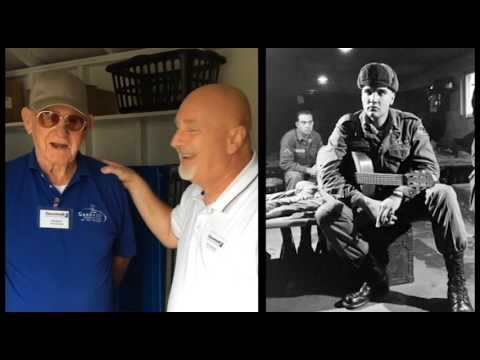 Military Service with Elvis