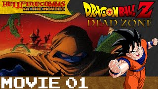 DBZ Movie #1: Dead Zone (AUDIO COMMENTARY)